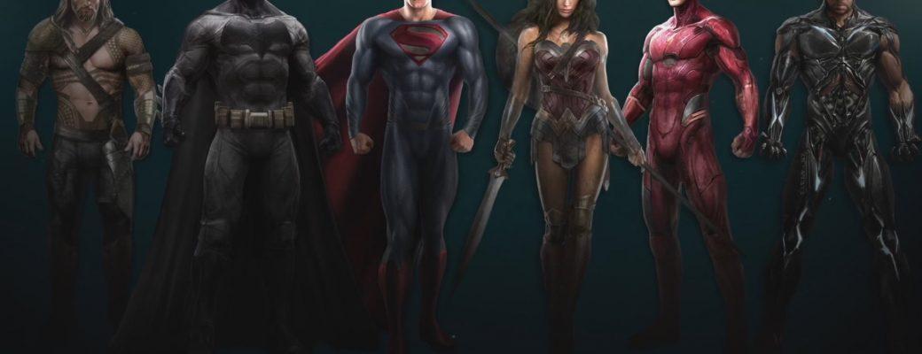 Justice League Mortal' First Look At Batman, The Flash, Aquaman And More