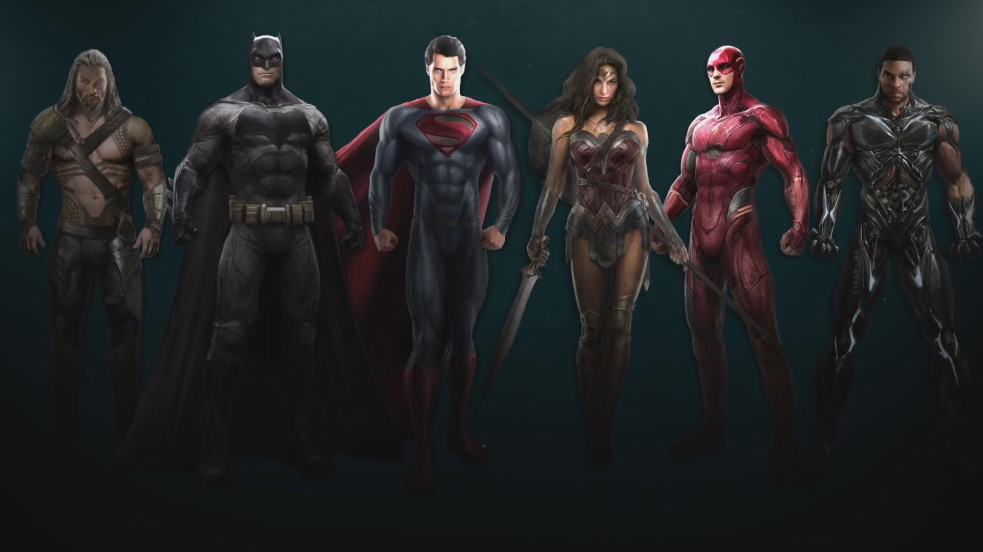 Justice League Mortal' First Look At Batman, The Flash, Aquaman and More
