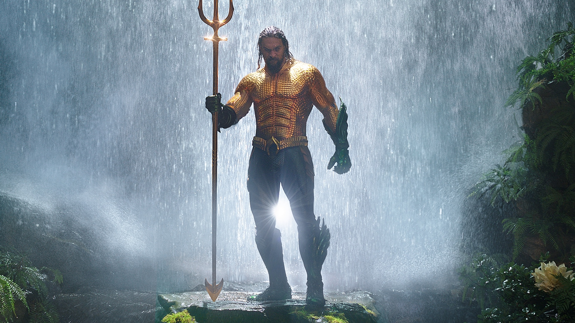 Aquaman': Director James Wan Explains Why There Hasn't Been a Trailer Yet